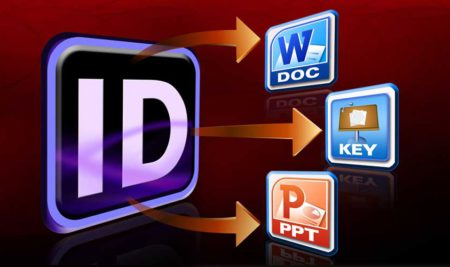 Convertir d'InDesign a Word