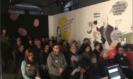 15a trobada del grup d'usuaris d'InDesign de Barcelona