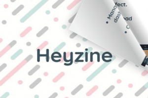 Heyzine conversion PDF a Flipping book
